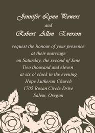 wedding invitation wording couple hosting vertabox com