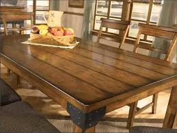 Red Dining Room Sets Large Rustic Dining Room Table Fine Large Kitchen Table And