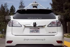used lexus suv toronto google u0027s driverless car pulled over u2014 for driving too slowly