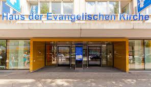 Haus Der Haus Der Evangelischen Kirche Evangelische Kirche In Mannheim