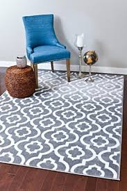 Brown And White Area Rug Best Gray Area Rugs For 200 The Flooring