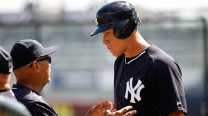 Yankees Prospect Showdown Aaron Judge Vs Gary Sanchez - the new york yankees top 10 prospects going into 2016 spring training