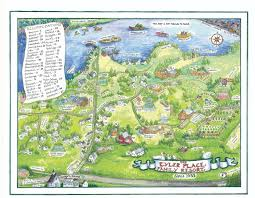Vt Campus Map Resort Map Tyler Place Family Resort