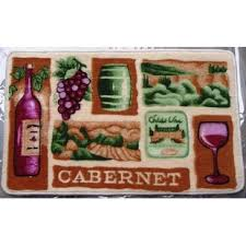 themed kitchen wine themed kitchen mats wayfair