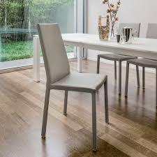 sedie pelle sedia rivestita in pelle tonin casa giudecca 7267 vendita on