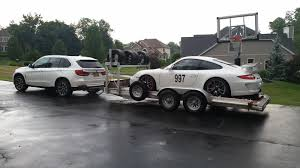 towing with bmw x5 x5 xdrive35i for towing rennlist porsche discussion forums