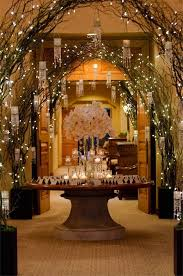 best winter wedding decorations ever temple square