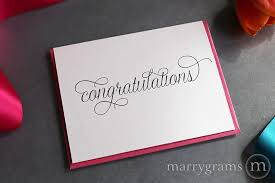 congratulations promotion card congratulations engagement cards wedding note card