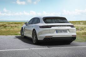 Porsche Panamera Horsepower - porsche reveals panamera turbo s e hybrid sport turismo a 680