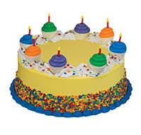 cupcake birthday cake cake gallery baskin robbins