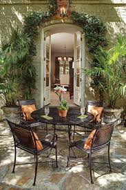 Patio Furniture Wrought Iron Dining Sets - 391 best outdoor living images on pinterest outdoor living