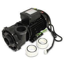 lx hydromassage 1 5kw 2hp wp200 ii two speed spa pump