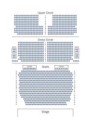 Royal Festival Hall Floor Plan The Alhambra Theatre Bradford