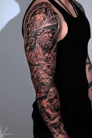 47 sleeve tattoos for design ideas for guys