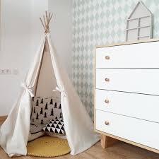 tapisserie chambre bébé fille les 25 meilleures ides de la catgorie papier peint gomtrique