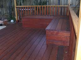 bench seats for the deck deck railing with seating deck bench