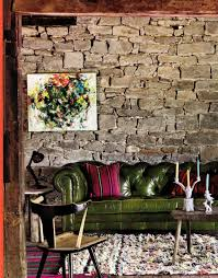 Living Room Ideas With Chesterfield Sofa Furniture Lime Green Tufted Chesterfield Couch For Living Room
