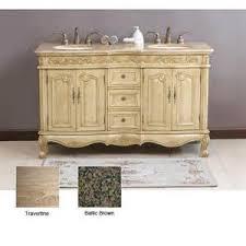 58 Inch Bathroom Vanity by Turner 58 Inch Double Sink Bathroom Vanity 11532389 Overstockcom