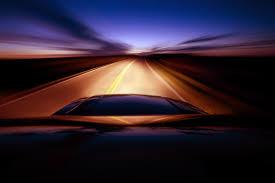 jeep headlights at night best car headlight bulbs group test auto express