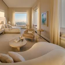 Stunning Interiors For The Home Kelly Behun Created The Stunning Interiors For This New York City