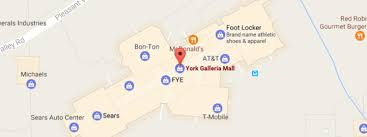 Galleria Mall Open On Thanksgiving York Galleria Hours