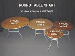 tables rentals 3ft table special event wedding and party rental products