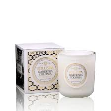 home decor items in india buy voluspa gardenia apricot u0026 coconut candle online in india