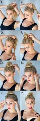 Sch E Frisuren F Lange Haare Einfach by Awesome Einfach Und Leicht 5 Minuten Frisur Tutorials 5minuten