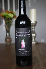 our child might be the reason you drink wine bottle labels