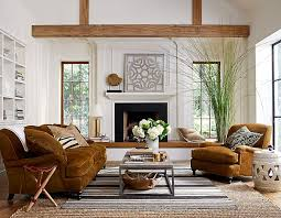 modern rustic living room ideas living room ls cabin living accent fireplace modern sofa wood