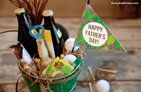 gift baskets for s day golf themed s day gift basket family crafts