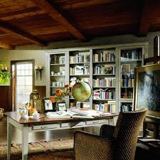 decorating ideas impressive basement home library design also full size of decorating ideas astonishing vintage style home library design using wicker velvet office chair