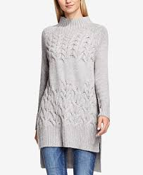 high sweaters two by vince camuto high low cable knit sweater sweaters