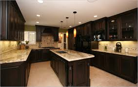 considering the dark and cool black kitchen cabinets idolza