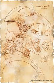 leonardo da vinci designs irons man u0027s armor