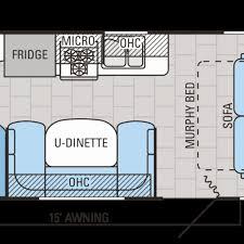 travel trailer floor plans with bunk beds http viajesairmar