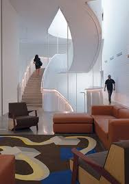 Steven Rich Interiors Lewis Arts Complex At Princeton University By Steven Holl