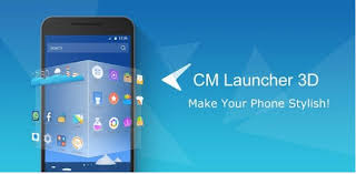 cm launcher apk cm launcher 3d pro apk no ads android application cm launcher