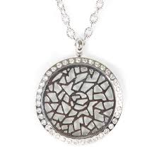 jewelry locket necklace images Rosabella locket necklace aroma bling jpg