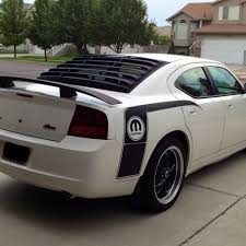 dodge charger louvers 2006 dodge charger rear window louvers cars dodge