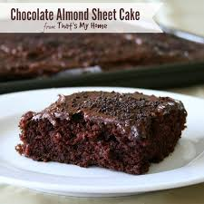 chocolate sheet cake recipe with cinnamon good cake recipes