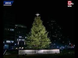 christmas tree lighting boston 2017 boston s 2017 christmas tree cut down in nova scotia youtube