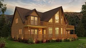 2 story home designs log home design plan and kits for mangrove