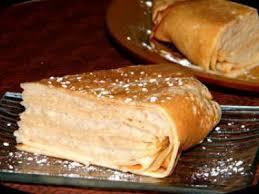 cuisiner des crepes gâteau de crêpes vanille caramel recette ptitchef