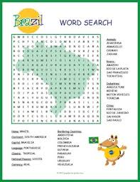 word search nationalities printable country word search teaching resources teachers pay teachers