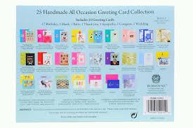 burgoyne christmas cards burgoyne handmade all occasion greeting card collection 25 cards