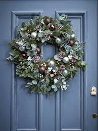 garlands wreaths artificial door wreaths uk