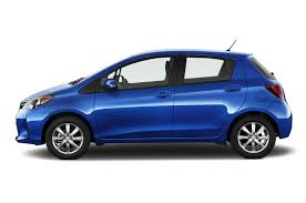 2015 toyota yaris reviews and rating motor trend
