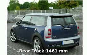 Mini Cooper Info 2007 Mini Cooper S Clubman R55 Top Speed Release Date Info Power