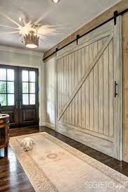 Sliding Barn Doors A Practical Solution For Large Or by You Can Now Stay In The Home Joanna Gaines Renovated Beautifully